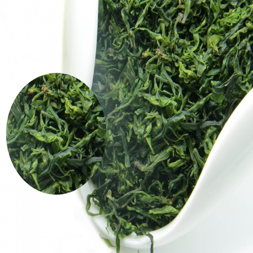 Better Quality Si Chuan Small Lobular Kuding Cha Green Tea Qing Shan Lv Shui Herbal Tea