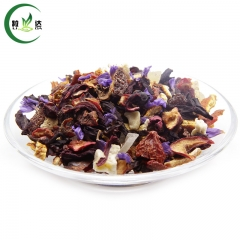 Violet * Assorted Dried Fruit Tea