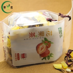 180g Strawberry Flavor *Assorted Dried Fruit Tea With Picture Pack