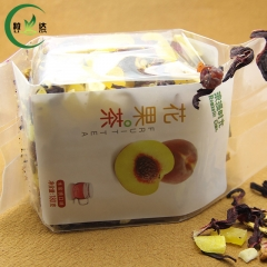 180g Juicy Peach Flavor*Assorted Dried Fruit Tea With Picture Pack