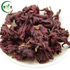 Dried Roselle Hibiscus Dried Hibiscus Sabdariffa Dried Roselle Flower Herbal Tea