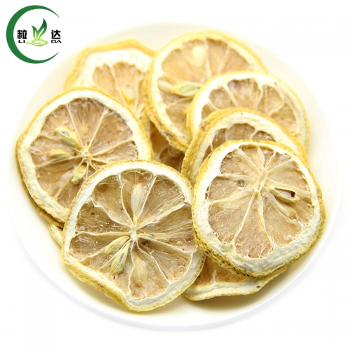 Dried Lemon Slice Herbal Tea 100% Natural Health Slimming Tea