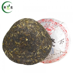 250g 2012yr Xia Guan FT Bao Yan Mushroom Raw Puer Tuo Cha Green Puerh Tea Slimming Tea