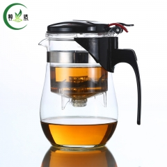 Style A*500ml Glass Teapot With Filter Glass Tea Kettle Teaset Oolong Tea Teapot