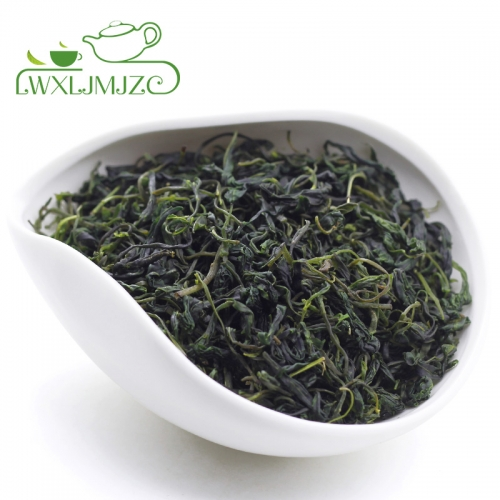 Good Quality Si Chuan Small Lobular Kuding Cha Qing Shan Lv Shui Tea Green Tea
