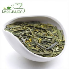 Long Jing (Dragon Well)Green Tea With Osmanthus Flower Blend