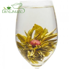 """Being in full flower""Blooming Flower Tea-Flowering Green Tea-Blooming Tea Ball"