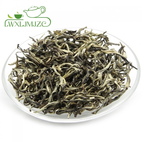 Best Quality Organic Fuding Loose Leaves Jasmine Green Tea