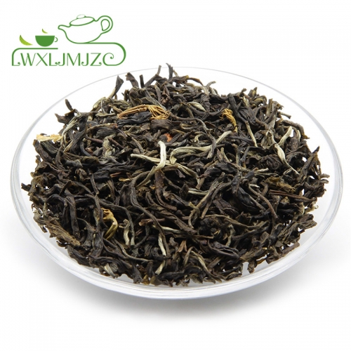 Normal Quality Jasmine Flower  Loose Leaf Green Tea