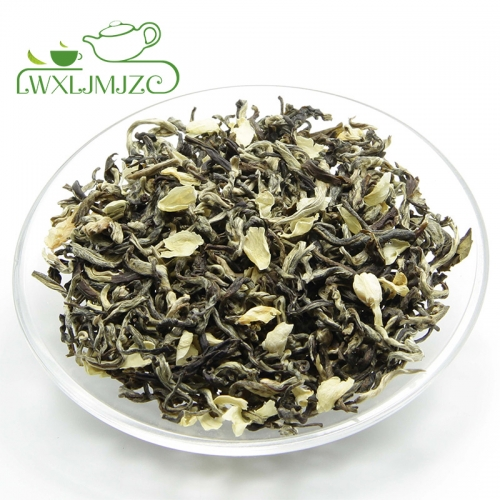 Better Quality Jade Pond & White Snow Jasmine Green Tea