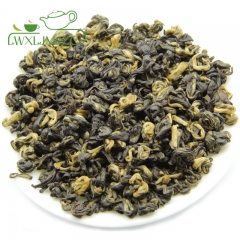 Good Quality Golden Snail Bi Luo Chun Black Tea Handmade China Tea