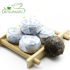 Glutinous Rice Mini Tuo Ripe Puer Tea Black Pu'erh Tea