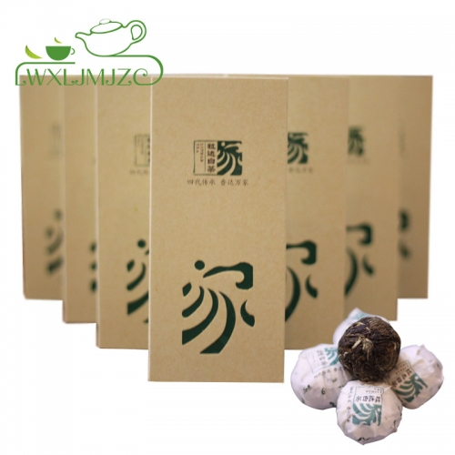 50g 2012yr Better Quality Fuding Bai Mu Dan Tuan Tuan White Tea Round and Round White Peony Tea