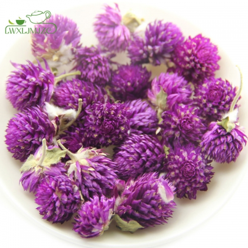 Chinese Gomphrena Globe Amarant Dried Flower Tea Floral Tea Herbal Tea